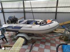 Продам Лодку + мотор +телега