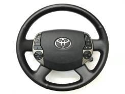 Оригинальный кожаный обод руля Toyota Prius 20 Raum 20