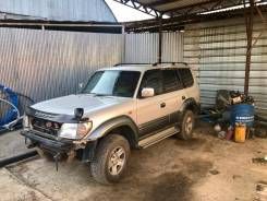 Кузов Toyota Land Cruiser Prado 95 целый