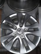 Литые диски ТойотаR16(5x114.3)