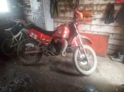 Kawasaki KMX125, 1998