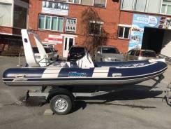 Лодка РИБ (RIB) Stormline River Drive Luxe 500