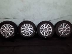 Комплект зимних колес на VW