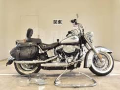 Harley-Davidson Heritage Softail Classic FLSTCI, 2013