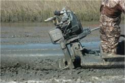 Мотор-болотоход SEA PRO 9 л. с.
