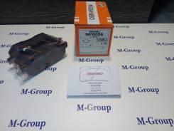 Колодки тормозные передние NP8006 PF-8263 GP05019 Оригинал Япония