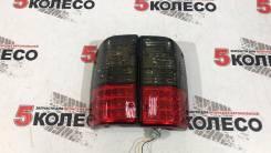 Стопы Nissan Patrol/Safari(Y60) 1987-1997 год комплект красно-темные.