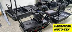 Мотобуксировщик IRBIS МУХТАР 7 с МОДУЛЕМ, новая модель 2020г Мото-тех, 2020