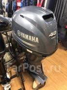 Лодочный мотор Yamaha 40 4х тактный