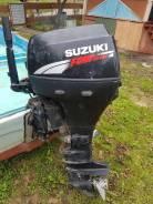 Продается лодка Nissan с мотором Suzuki DF 30.