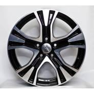 Диск колесный 17 Remain R159 RAV4 A4 7.0*17 5*114.3 ET39 D60.1 алмаз черный