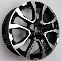 Диск колесный 16 Remain R191 A Vesta 6.0*16 4*100 ET50 D60.1 алмаз черный