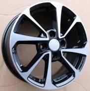 Диск колесный 15 Remain R105 A Vesta 6x15 ЕТ 50 4x100 60.1 алмаз черный