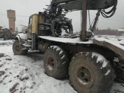 Продам КрАЗ-255 лесовоз с гидроманипулятором