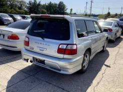 Subaru Forester STI SF5 в разбор