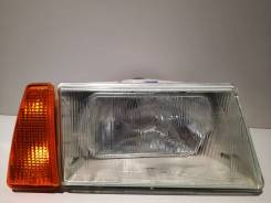 Фара правая в сб. без ламп 2108