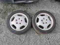 Продам комплект оригинальных литых дисков на Mercedes Benz WDB 168