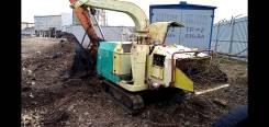 Утилизация веток, услуги измельчителя древесины, Дробилка, мульчер