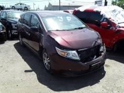 Honda Odyssey, 2011
