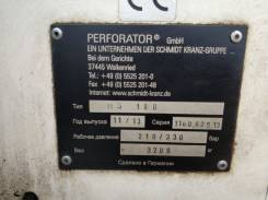 Perforator HS 160, 2013