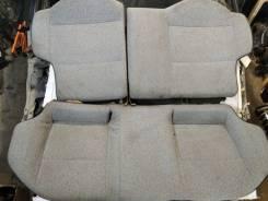 Задние сидения Toyota Corsa