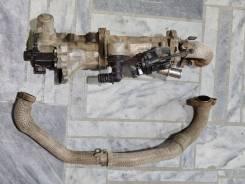 Система EGR Land Rover клапан + теплообменник и трубка
