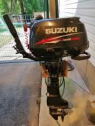 Лодочный мотор suzuki DF6