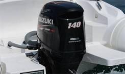 Мотор лодочный Suzuki DF140ATX