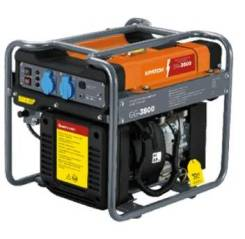 Генератор бензиновый инверторный Кратон GG-3800i. 3,2/3,5кВт. Гарантия
