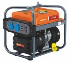 Генератор бензиновый инверторный Кратон GG-2500i. 1,8/2кВт. Гарантия