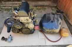 Двигатель в сборе Ваз 21011