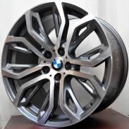 Новые , красивые, штатные, литые диски на 20 с отв. 5х120 на BMW X5 X6