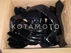 На трактор Kubota L1-185 комплект японских черных ножей на почвофрезу.