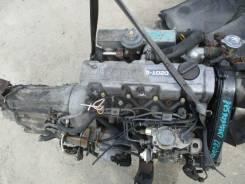 Двигатель LD20-T Nissan