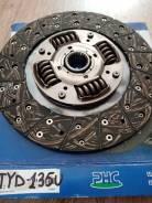 Диск сцепления Toyota Hilux (96-) (2.7) (250мм) PHC TY40
