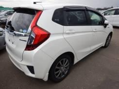 Дверь Honda Fit 2014 GP5 правая задняя LEB