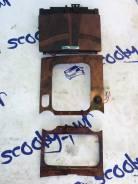Накладки центральной консоли с пепельницей VW Touareg 2003-2010