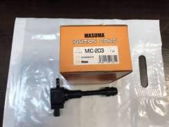 """Катушка Зажигания """"Masuma"""" Mic-203 /Nissan Qr20de, Qr25de, Masuma арт"""