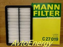 Воздушный фильтр MANN C27019 (А478). В наличии ! ул Хабаровская 15В