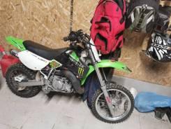 Kawasaki KX 65, 2010