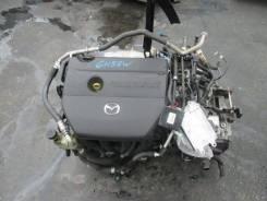 Контрактный двигатель L5ve 4wd в сборе