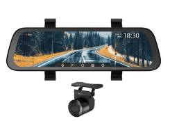 Видеорегистратор 70mai Dash Cam Midrive D07 2 камеры. Русский язык