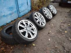 Редчайшая красота M,z Speed на шинах 205/40/17 без пробега по России