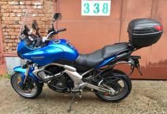 Kawasaki Versys 650, 2009