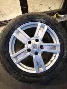 Зимние шипованные колеса на Toyota Tundra R20