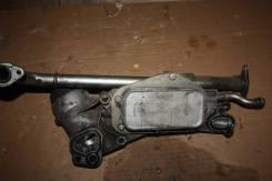 Корпус масляного фильтра (теплообменник) Chevrolet Aveo T300