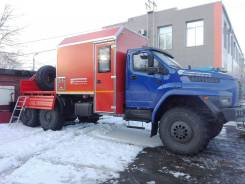 Урал Next 4320-6952-72 с КМУ ИМ-150N, 2021