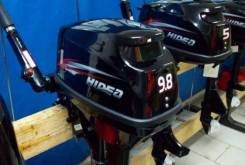 2х-тактный лодочный мотор Hidea HD 9.8 FHS