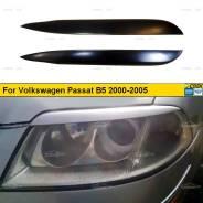 Реснички на фары для Volkswagen Passat B5 рестайлинг 2000-2005