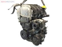 Двигатель Renault Clio 2006, 1.4 л, бензин (K4J780)